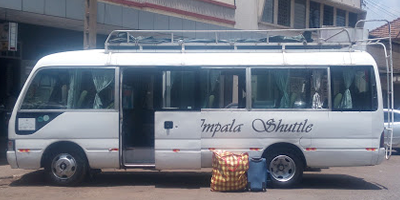 Shuttle Bus Arusha To Nairobi Marangu shuttles offer tourist shuttle bus transfers from Nairobi hotels or Airport to Arusha town and Moshi via Namanga border. Scheduled departures both Morning at 08:00 hrs and afternoon at 14:00 hrs Same schedule from Arusha to Nairobi.